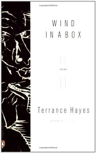 Cover art for Wind in a Box by Terrance Hayes