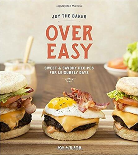 This is the cover of Joy Wilson's Over Easy