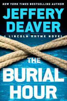 The Burial Hour by Deaver
