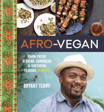 cover for Afro Vegan