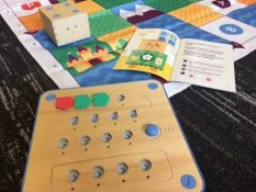 Block based coding with Cubetto