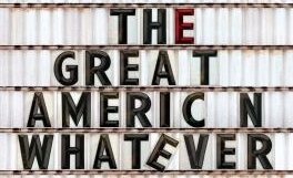 cropped cover for The Great American Whatever
