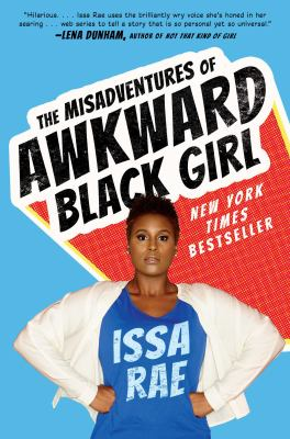 cover for the Misadventures of Awkward Black Girl