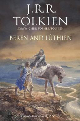 cover for Beren and Luthien
