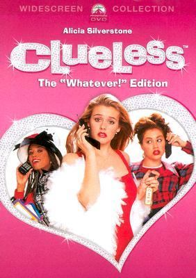 Clueless DVD cover