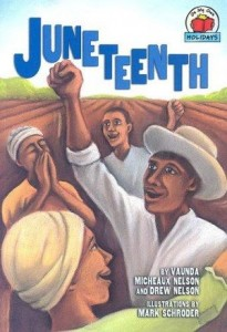 Cover art for Juneteenth