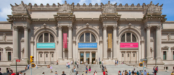Museum musings carnegie library of pittsburgh for Metropolitan museum of art in new york