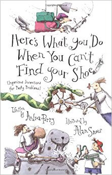 Cover art for Here's What to Do When You Can't Find Your Shoe
