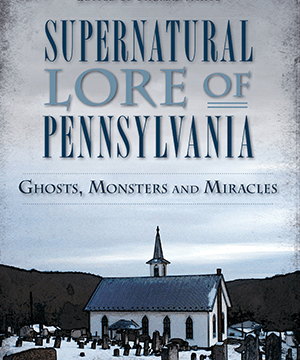Cover art for Supernatural Lore of PA