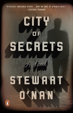 Cover art for City of Secrets by Stewart O'nan
