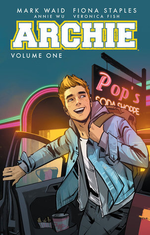 Archie: The New Riverdale Book Cover
