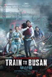 DVD Cover Image of Train to Busan