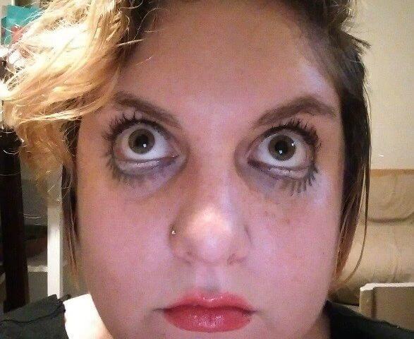 Doll Face Makeup