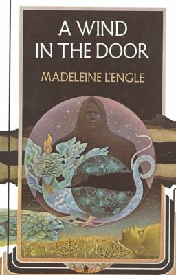The cover of A Wind in the Door.