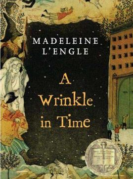 cover art of A Wrinkle in Time by Madeleine L'engle