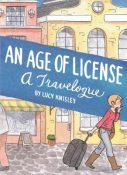 book cover for age of license
