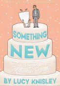 book cover for Something New