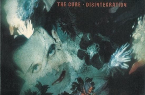 the cover of the album Disintegration by The Cure
