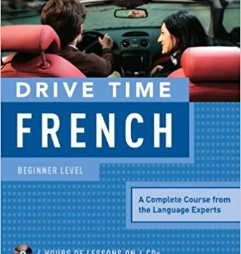 Cover art of Drive Time French book