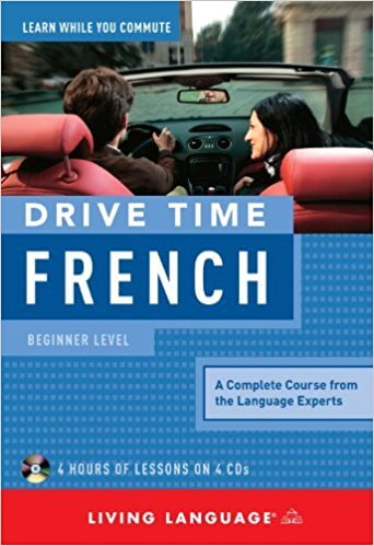 Drive Time French book cover