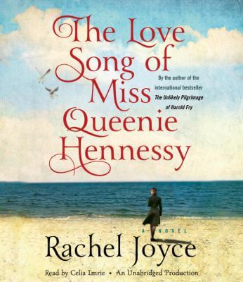 The cover for The Love Song of Miss Queenie Hennessy.