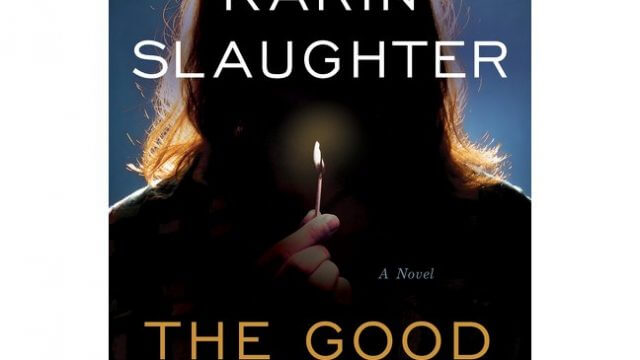 Good Daughter book cover