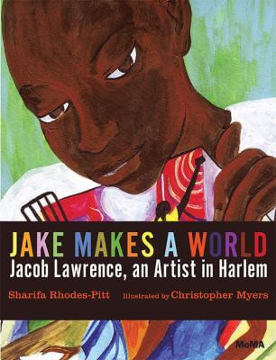 "Cover of the book, ""Jake Makes"