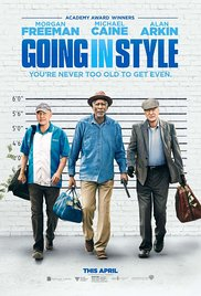 Going In Style Movie Cover