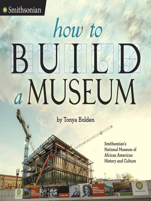 "Cover of the book, ""How to Build a Museum"""