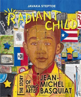"Cover of the book, ""Radiant Child"""