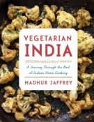book cover for Vegetarian India