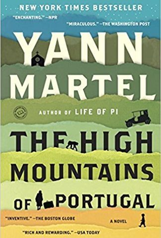 Cover of the book High Mountains of Portugal
