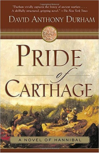 Cover of Pride of Carthage