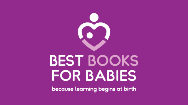 best books for babies logo