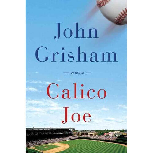 Calico Joe book cover