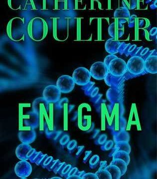 Cover art for Enigma by Catherine Coulter