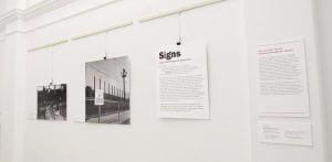 signs exhibit 1