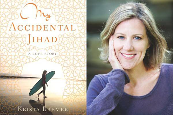 Cover Art: My Accidental Jihad by Krista Bremer