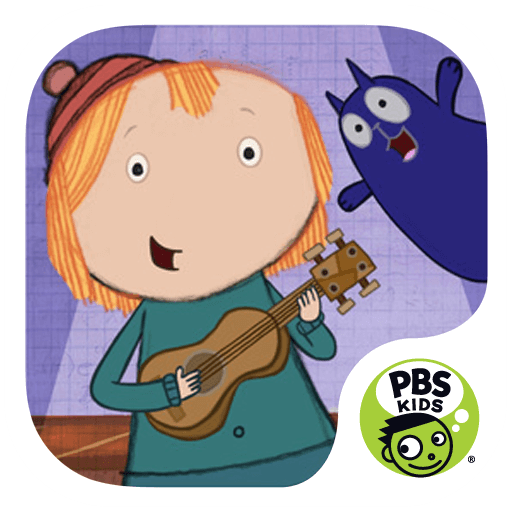 Icon for the Peg + Cat app
