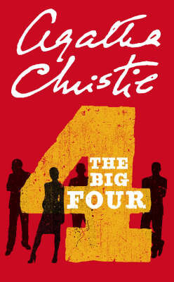 The Big Four Book Cover.