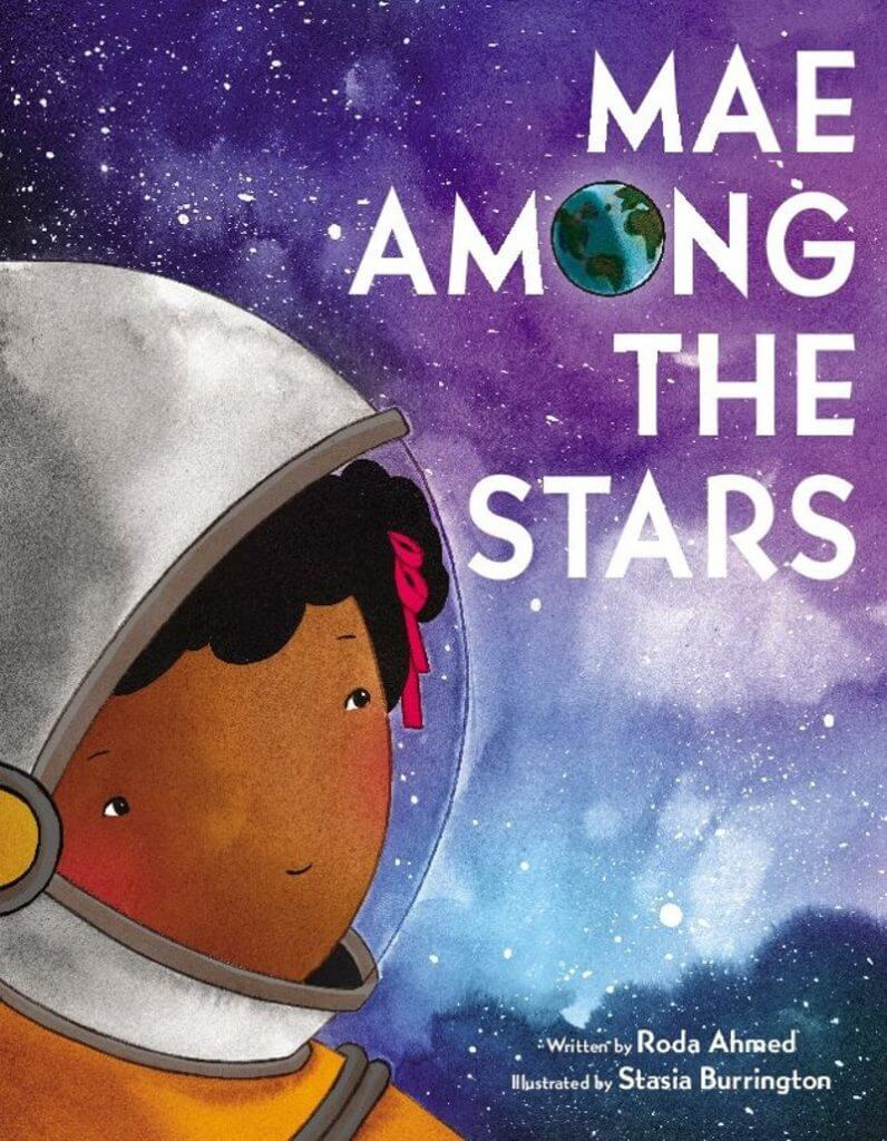 Cover of the book, Mae Among the Stars.