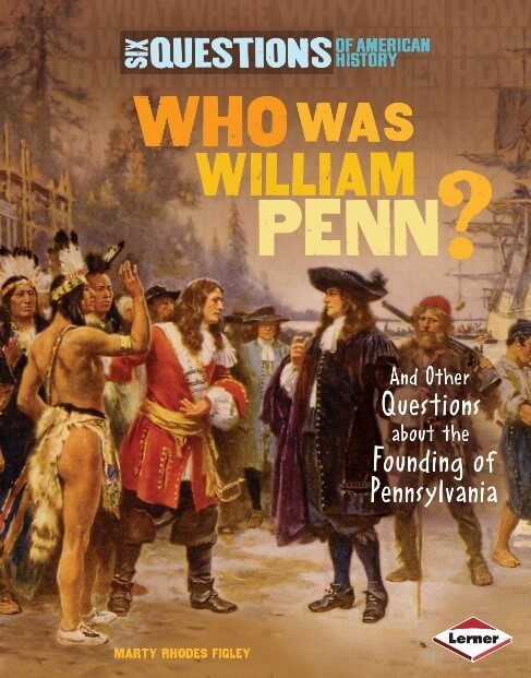 Cover of Who Was William Penn