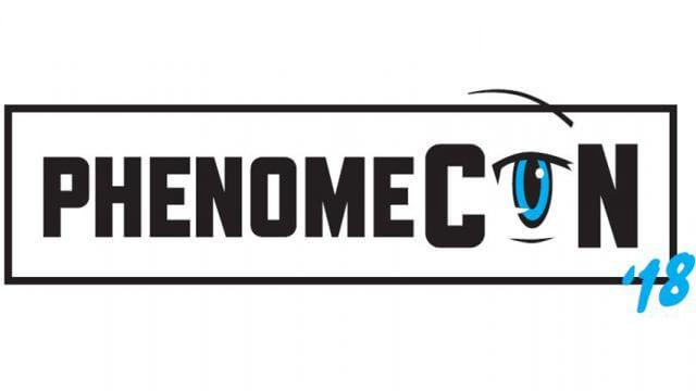 Logo for PhenomeCON Teen Pop Culture Expo