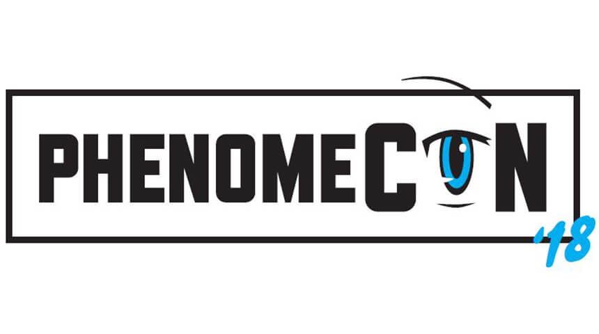 Logo for PhenomeCON Teen Pop Culture Expo