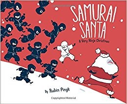 Cover for Samurai Santa