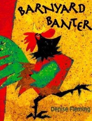 Cover of the book, Barnyard Banter.