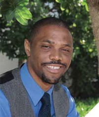 Photo of the author, Dr. Nosakhere Griffin-EL, Ph. D.