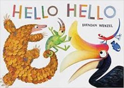 """Cover art for """"Hello Hello"""" by Branden Wenzel"""