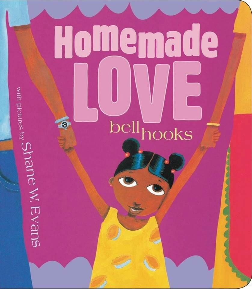 Cover of the book, Homemade Love.