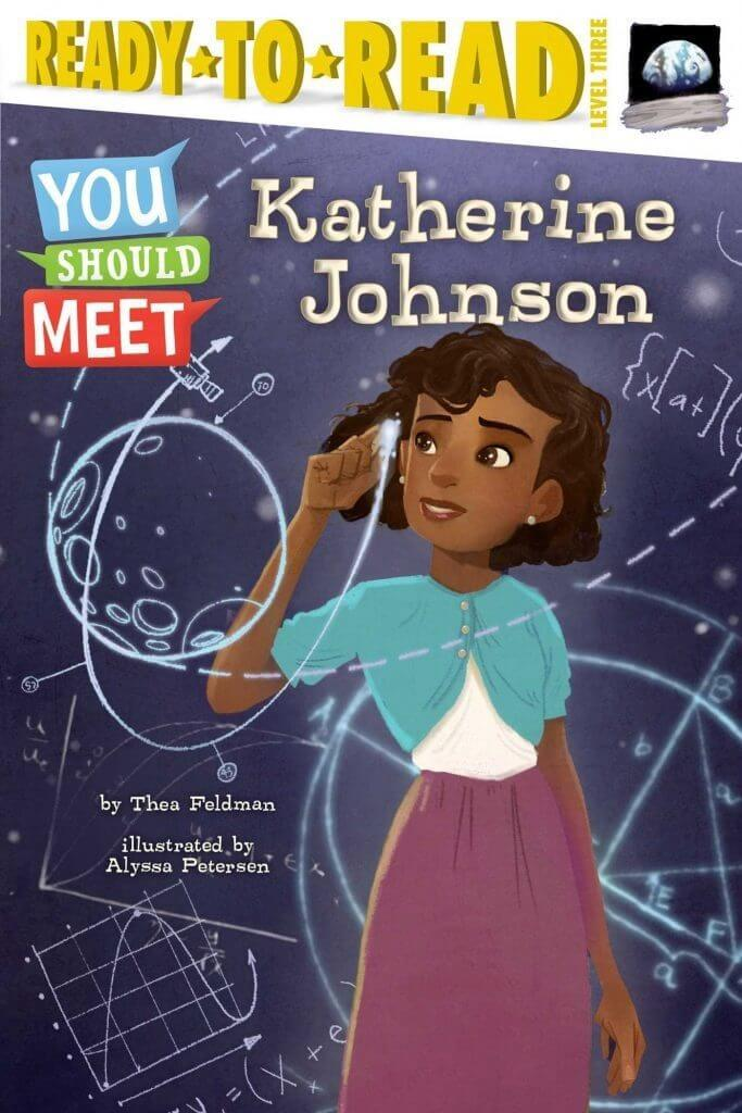 Cover of the book, You Should Meet Katherine Johnson.